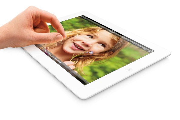 iPad with Retina display
