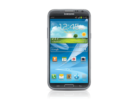 samsung-galaxy note ii-titanium gray-450x350