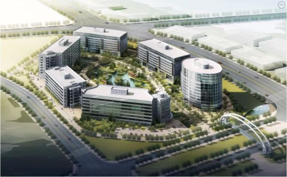 Zhangjiang Phase IV Research Park 2
